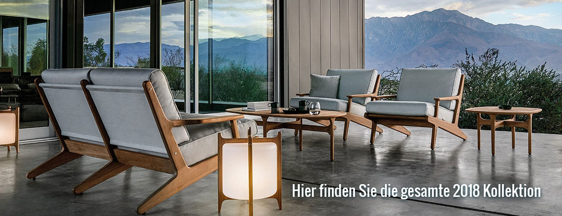 gloster online shop exklusive teak gartenm bel villa schmidt. Black Bedroom Furniture Sets. Home Design Ideas
