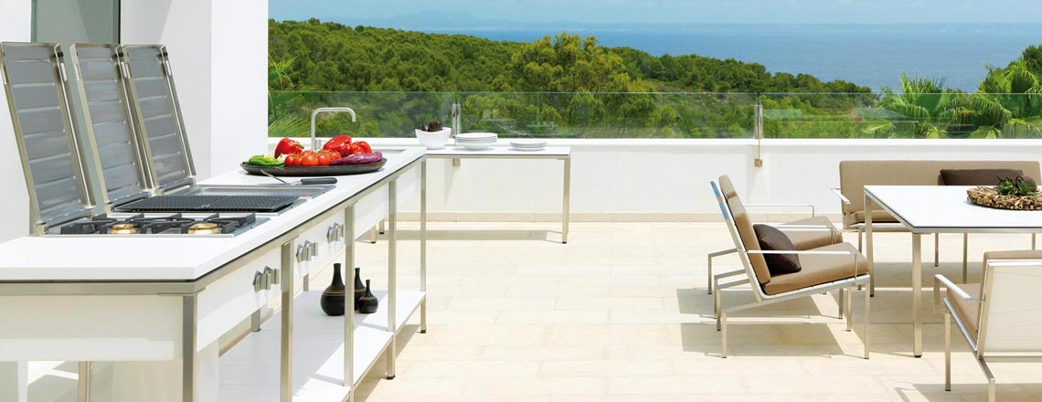 VITEO OUTDOOR KITCHEN