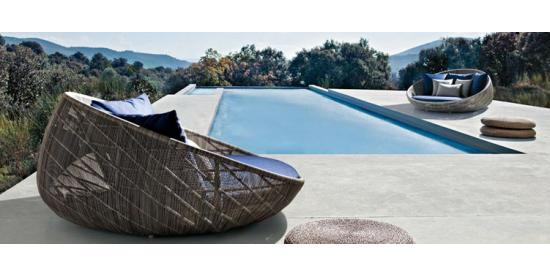 "B&B ITALIA – Canasta 13"" Outdoor-Lounge"