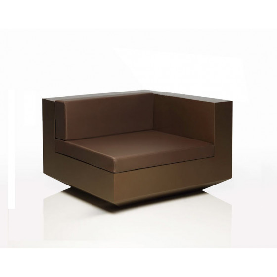 Vondom Vela Sofa, Modul rechts/links