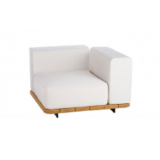 Point Pal Loungesofa Eck - / Endmodul links 92 cm
