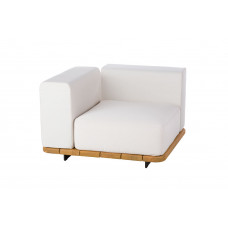 Point Pal Loungesofa Eck - / Endmodul rechts 92 cm