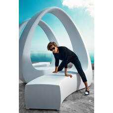 Vondom And Gartenbank • Loungemodul 133 × 65 cm