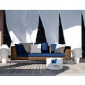 Charles Outdoor Sofa von B&B Italia, Outdoor Gartenmöbel B&B Italia