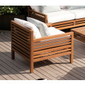 Cubic Nature Lounge Sessel
