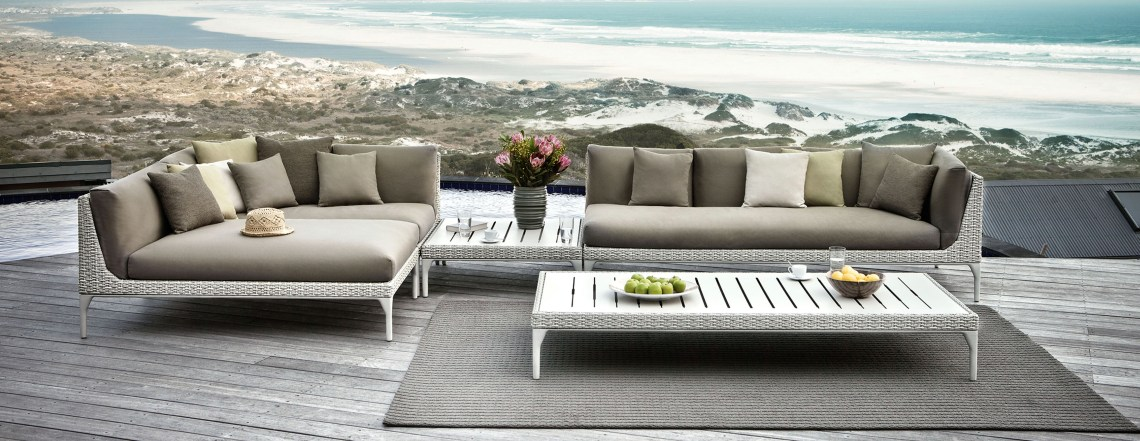 Mu dedon online shop modulierbares sofa set villa for Arredamento outdoor online