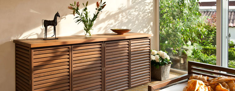 Cubic Nature Sideboards
