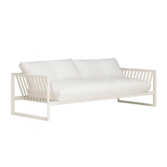 Andreu World Sand Loungesofa Dreisitzer • Outdoor Gartensofa