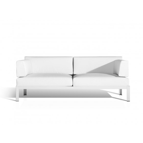 Nak XL S2 Loungesofa high 42 cm / low 33 cm  von Bivaq - hochwertige Lounge Gartenmöbel in Hamburg