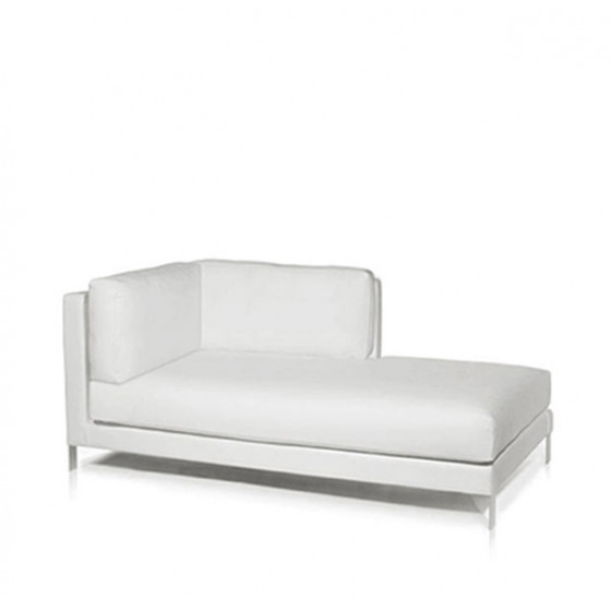 Expormim Slim Loungesofa Recamiere Modul links