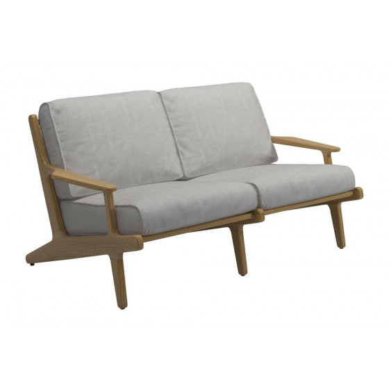 Gloster Bay Loungesofa 2-Sitzer