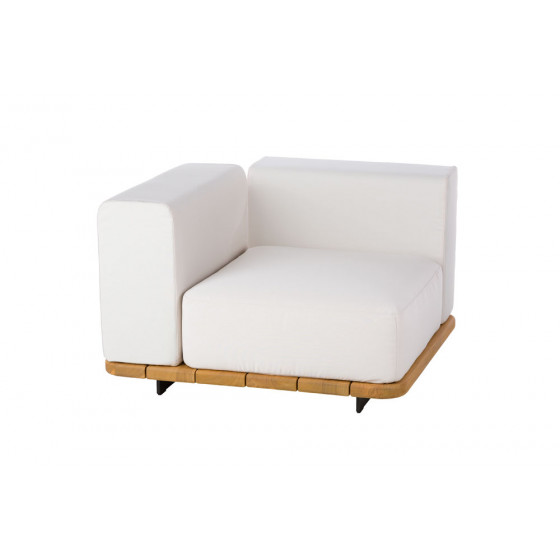 Point Pal Loungesofa Eck - / Endmodul 92 cm