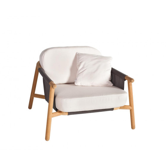 Point Hamp Outdoor Loungesessel