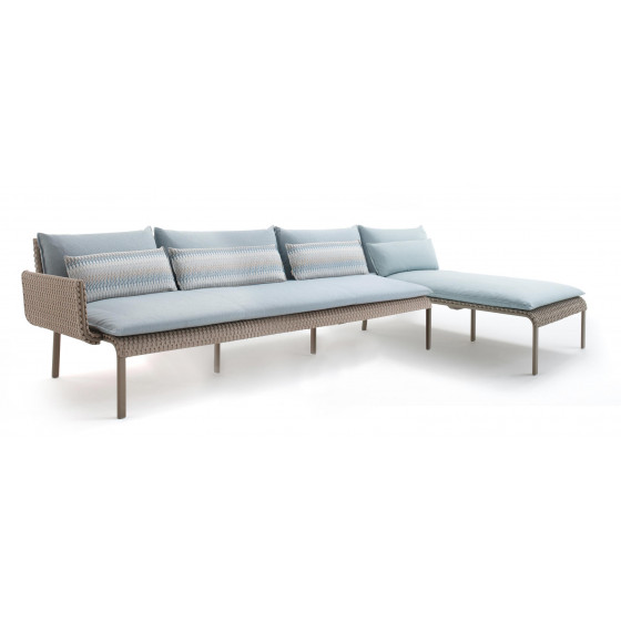 Key West Loungesofa 307 cm von Roberti