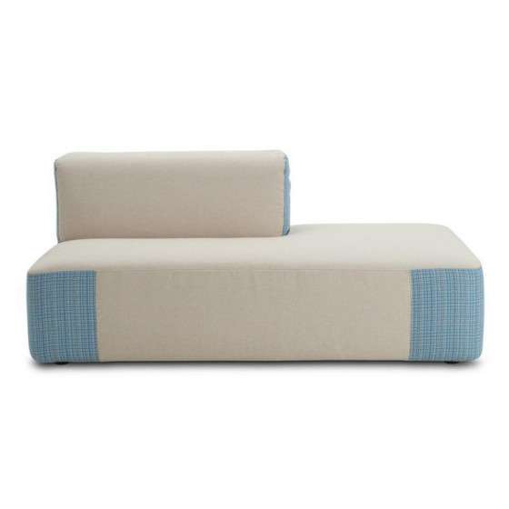 Varaschin Belt Chaiselongue (Loungesofa Modul EINFARBIG) 160 cm