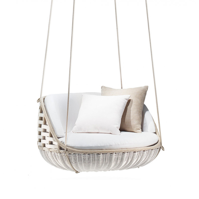 DEDON SWINGME Lounge chair - Villa Schmidt Hamburg
