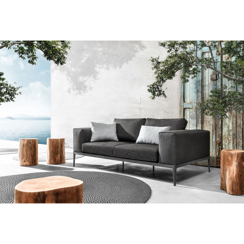 lounge endmodul rechts links grid von gloster villa schmidt hamburg. Black Bedroom Furniture Sets. Home Design Ideas