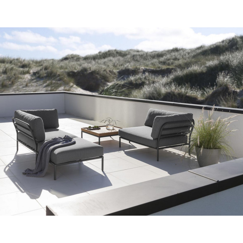 houe level loungesofa gartensofa modul links villa schmidt hamburg. Black Bedroom Furniture Sets. Home Design Ideas