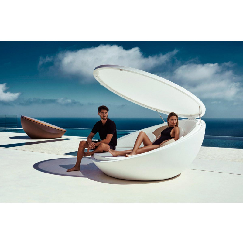 vondom ulm lounge daybed drehbarer sitz 360 villa schmidt hamburg. Black Bedroom Furniture Sets. Home Design Ideas