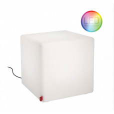 Moree Beistelltisch Cube Outdoor LED (Multicolour/ E27)