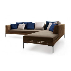 B&B Italia Charles Outdoor Endelement links 234 cm