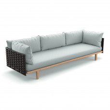 DEDON SEALINE 3er-Sofa