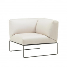Andreu World Siesta Loungesofa Eckmodul links