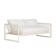 Andreu World Sand Loungesofa Zweisitzer • Outdoor Gartensofa