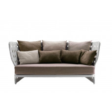 B&B Italia Canasta Outdoor Loungesofa 194 cm