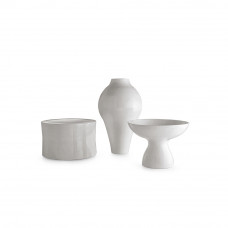 B&B Italia I White Collection I Vase
