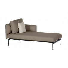 Barlow Tyrie Layout Recamiere Modul • Chaiselongue 90 cm