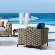 B&B Italia Ray Outdoor Loungesessel 85 cm