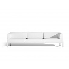 Nak XL S3 Loungesofa high 42 cm / low 33 cm (konfigurierbar) von Bivaq