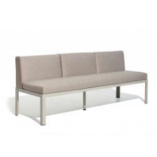Nak 65 S3 Loungesofa high 47 cm / low 42 cm (konfigurierbar) von Bivaq