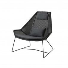 Cane-line Breeze Loungesessel Hochlehner 98 cm