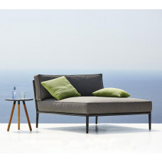 Cane-line Conic Daybed | Doppelliege 120 cm