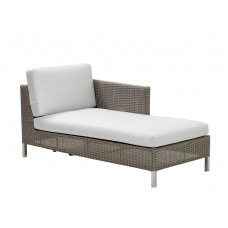 Cane-line Connect Loungesofa Chaiselongue Modul | Loungemodul links 153 cm