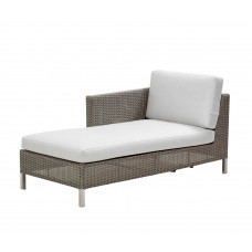 Cane-line Connect Loungesofa Chaiselongue Modul | Loungemodul rechts 153 cm