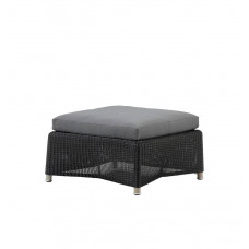 Cane-line Diamond Loungehocker | Gartenhocker 70 cm