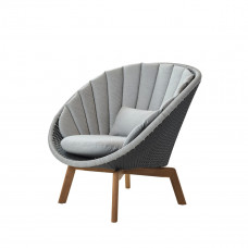 Cane-line Peacock Weave Loungesessel 91 cm