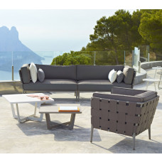 Cane-line Time-out Loungetisch | Couchtisch 71 cm