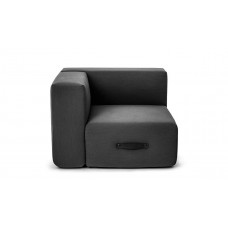 conmoto Miami Loungesofa • Eckmodul links 92 × 92 cm