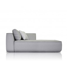 Expormim Plump Chaiselongue Modul rechts/links