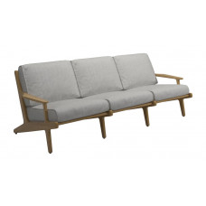 Gloster Bay Loungesofa 3-Sitzer