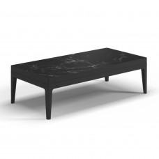 Gloster Lodge Cabana Loungetisch - Coffee Table I Keramik