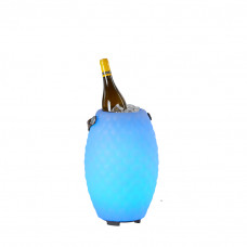 "The Joouly® LTD 3in1 - Outdoor-Leuchte, Bluetooth-Lautsprecher & Wine Cooler in einem, Größe ""S"" 35 cm, Ø 26/12 cm"