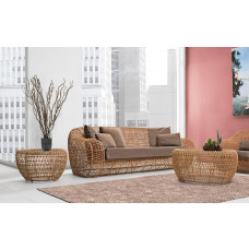 Loungesofa Balou Loveseat von Kenneth Cobonpue