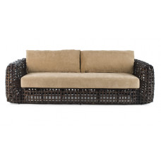 Sofa Matilda (brown) von Kenneth Cobonpue