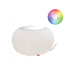 Moree Beistelltisch Bubble Outdoor LED (Multicolour/E27)