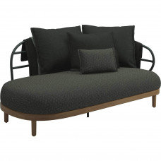 Gloster Dune Loungesofa Chaiselongue links/rechts • Loungemodul 171 cm